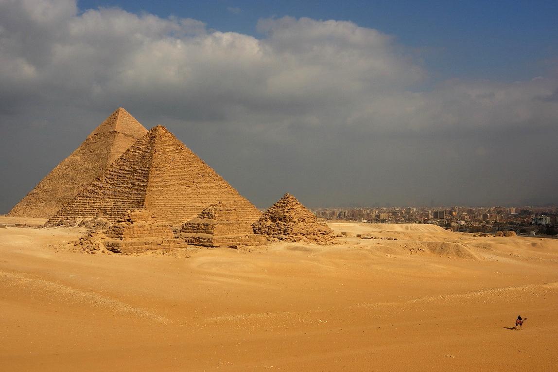 Пирамиды Гизы_1_2